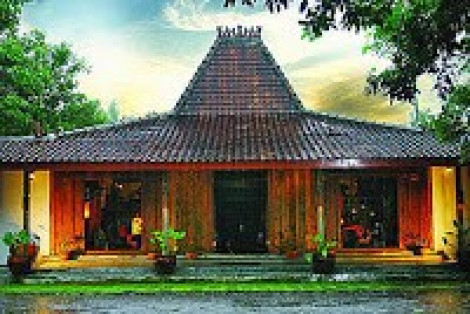 Rumah Adat Jawa Tengah Joglo Center Of Excellence