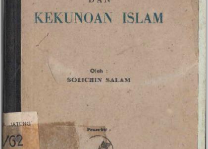 Kudus dan Kekunoan Islam