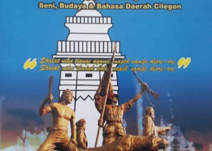 Bubur Cilegon (buku ini mengupas tentang seni, budaya&bahasa daerah cilegon)